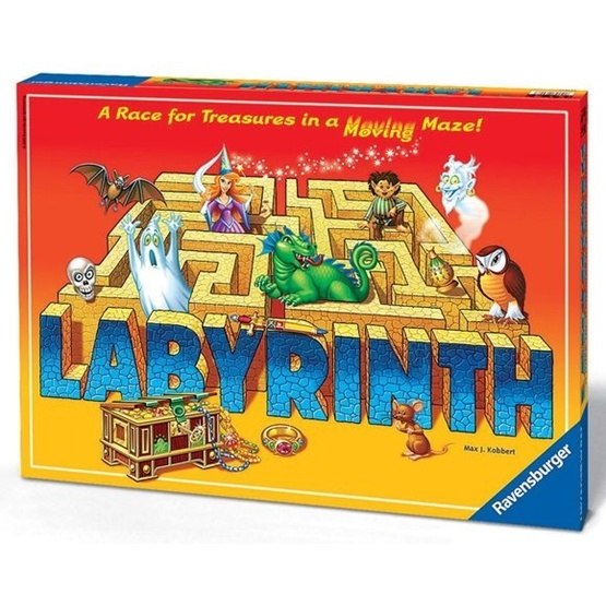 Ravensburger, Labyrinth (Sv)