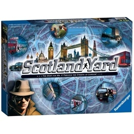 Ravensburger, Scotland Yard (Sv)