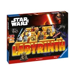Ravensburger, Star Wars Labyrinth (Sv)