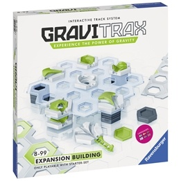 GraviTrax, Building