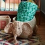Rice, Förvaringskorg Elefant