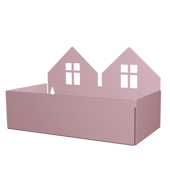 Roommate - Twin House Box - Violet
