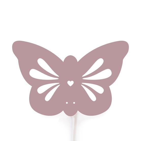 Roommate - Butterfly Lamp Violett