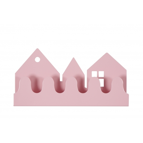 Roommate - Village Coat Rack Pastel Rose