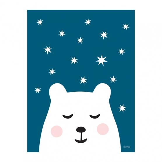 Roommate - Bear & Stars