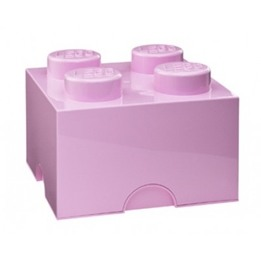 LEGO, Förvaringsbox 4, pink