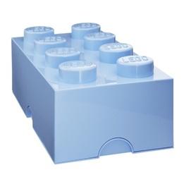 LEGO Förvaringslåda 8 (Ljusblå)
