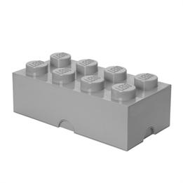 LEGO, Förvaringsbox 8, stone grey