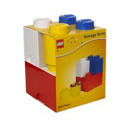 LEGO, Förvaringsboxar 4-pack