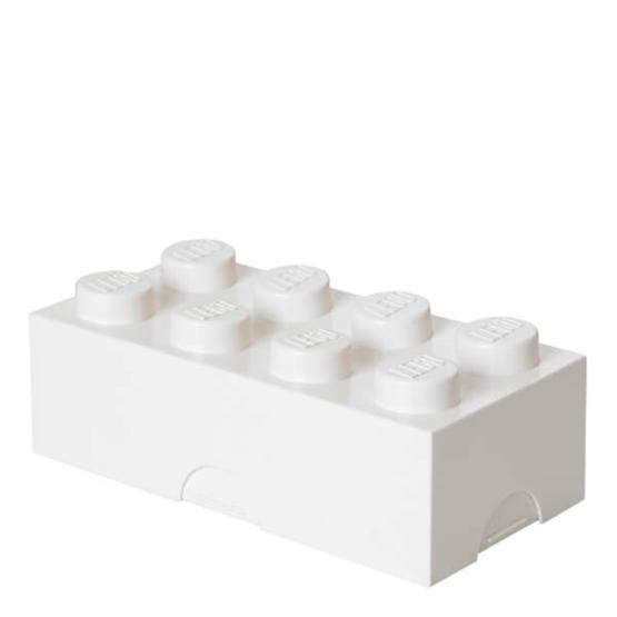 LEGO, Förvaringslåda liten white