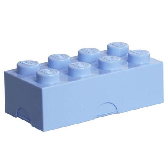LEGO, Förvaringslåda liten royal light blue