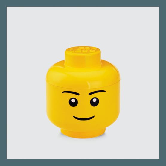 LEGO, Förvaringshuvud liten