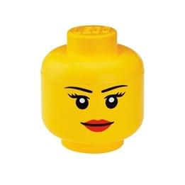 LEGO Förvaringslåda Small (Flicka)