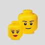 LEGO, Förvaringslåda Small Flicka