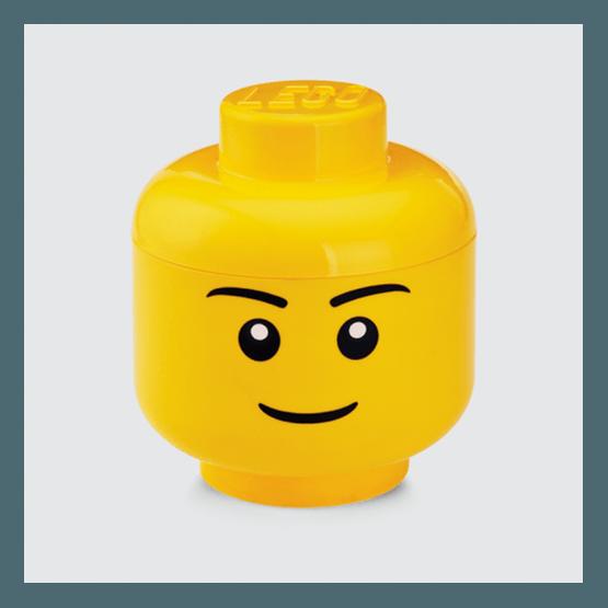 LEGO, Förvaringshuvud stor