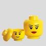 LEGO, Förvaringslåda Large Flicka