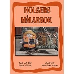 Holgers målarbok, Holger på hummerfiske