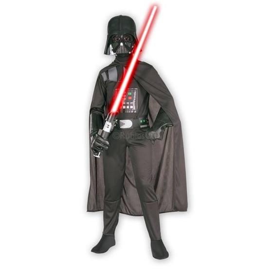 Star Wars, Darth Vader Classic dräkt M 4-5 år