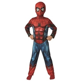 Spiderman, Homecoming Classic dräkt S 3-4 år
