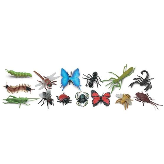 Safari, Tub Insekter 14 st