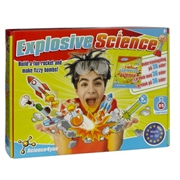 Science4you, Explosive Science