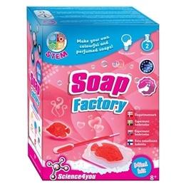Science4you, Mini Kit Soap