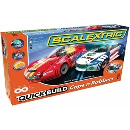 Scalextric, Cops N Robbers Quickbuild