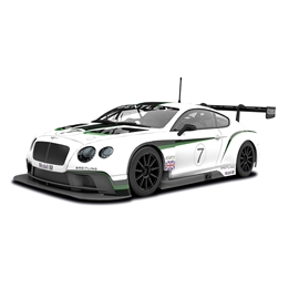 Scalextric, Bentley Continental GT3, 1:32 HD