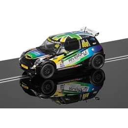 Scalextric, BMW Mini Cooper S, 1:32 HD