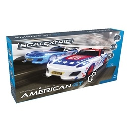 Scalextric, GT Set American 1:32