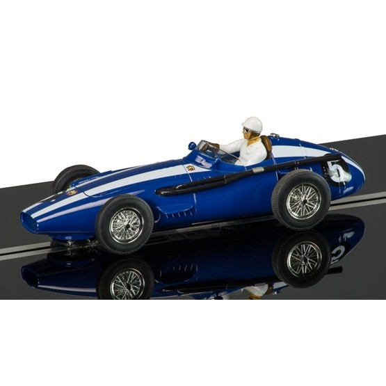 Scalextric, GP Legends - Maserati 250F Classic F1 Carrol Shelby, Limited Edition, 1:32 HD