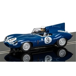 Scalextric, Jaguar D-Type - Nurburgring 1000km 1957, 1:32 HD