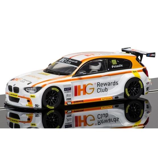 Scalextric, BTCC BMW 125 Series 1 - Andy Priaulx 2015, 1:32 HD