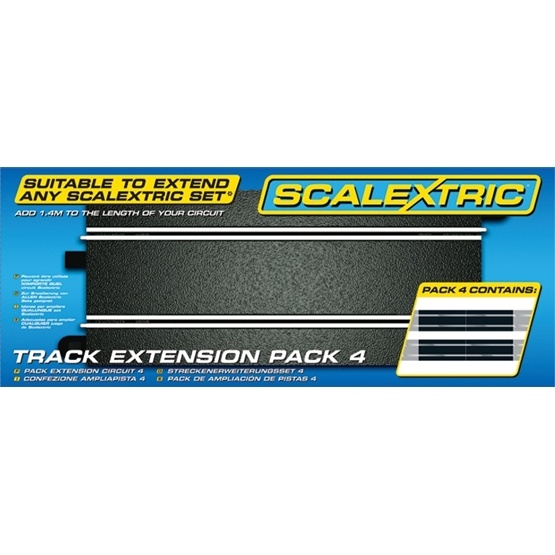 Scalextric Sport, Track Extension Pack 4
