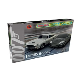 Scalextric Micro, James Bond, 1:64
