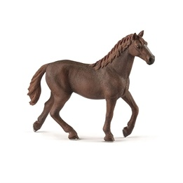 Schleich, 13855 Horse Club - English thoroughbred sto