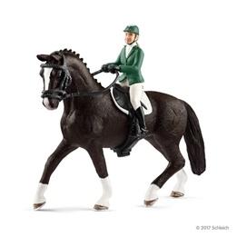 Schleich, 42358 Horse Club - Hoppryttare med häst