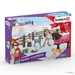 Schleich Horse Club 2019 Adventskalender