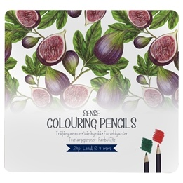 Sense, Artist - Färgpennor 24-pack