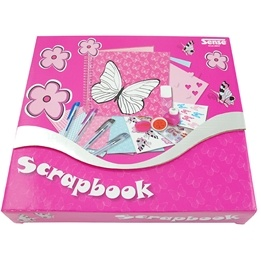 Scrapbook, Fjärilar