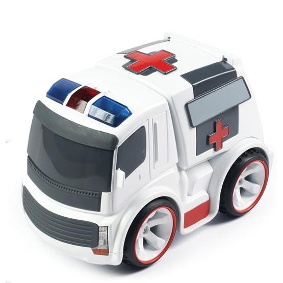 Silverlit IR, Min första ambulans