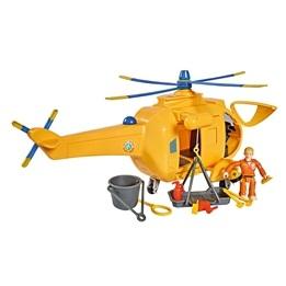 Fireman Sam, Helikopter Wallaby med figur