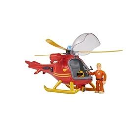 Fireman Sam, Helikopter med figur