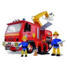 Fireman Sam, Brandbil Jupiter med figurer