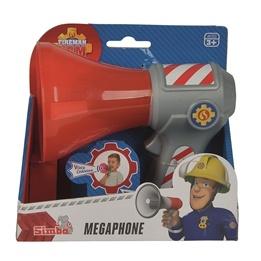 Fireman Sam, Brandmans Megafon