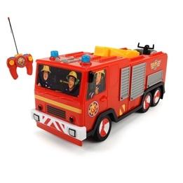 Fireman Sam, R/C Brandbil Jupiter