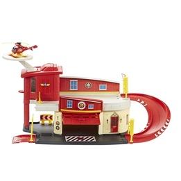 Fireman Sam, Räddningscenter