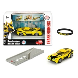 Transformers, Mission Racer Bumblebee 11 cm