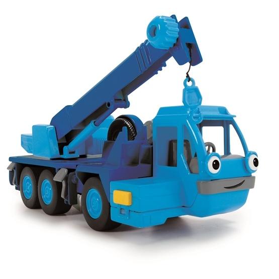 Byggare Bob, Action team - Heppo