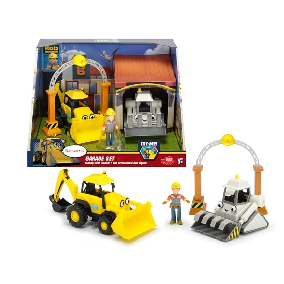 Byggare Bob, Garageset